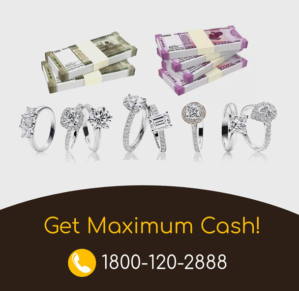 sell your diamond jewellery for cash